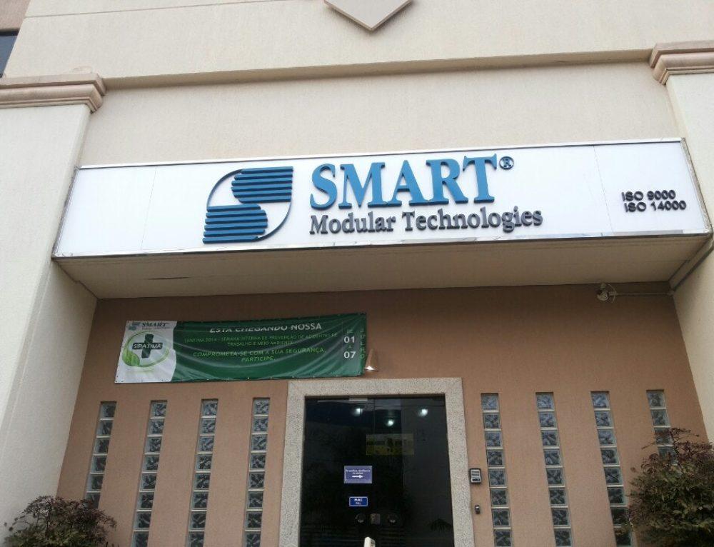 Smart Modular Tecnologics – Atibaia – SP